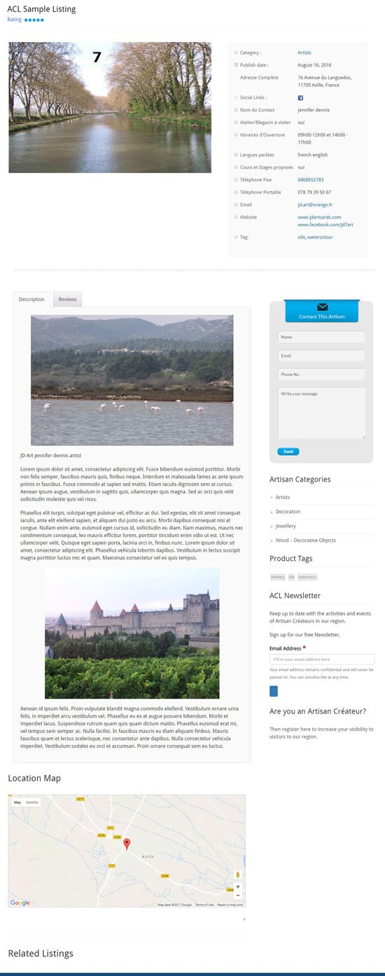 Artisan Du Languedoc. Five Of The Best Places To Buy Property In ...
